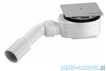 Radaway Euphoria KDJ Kabina prysznicowa 100x90 lewa szkło przejrzyste + brodzik Argos D + syfon 383612-01L/383240-01L/383050-01/4AD910-01