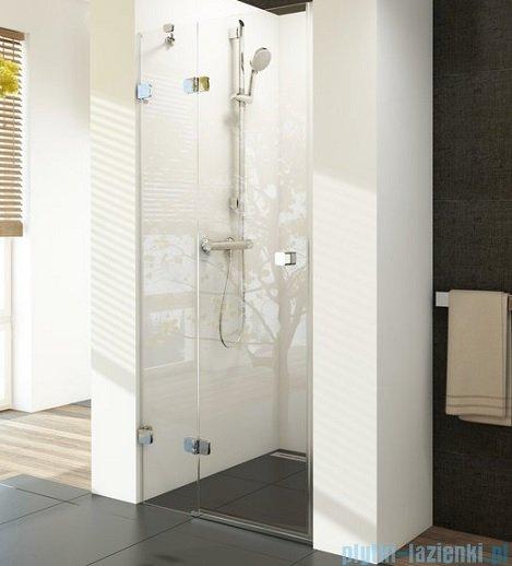 Ravak Brilliant BSD2 drzwi prysznicowe 90cm lewe transparent 0UL7AA00Z1