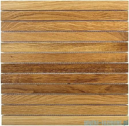 Dunin Etn!k mozaika drewniana 31x31 oak li.
