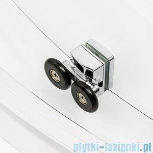 New Trendy New Corrina kabina przyścienna 170x90x195 cm przejrzyste K-0489