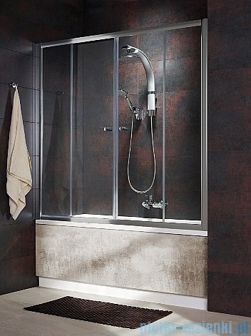 Radaway Vesta DWD Drzwi przesuwne 150 cm szkło fabric