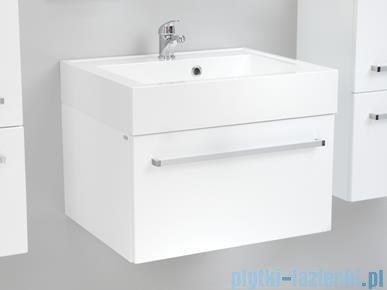 Antado Variete Szafka podumywalkowa wisząca 60x50x33 biały połysk FM-442/6