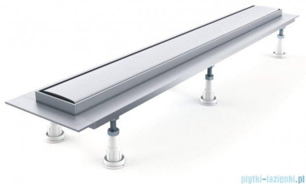 Schedpol odpływ liniowy ruszt satyna 80x8x9,5cm OLSA80/ST