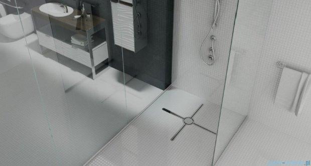 Wiper Eye-drain A4 Massimo Odpływ prysznicowy 80 cm mat Eye-drainMASSIMOA4_800Mat