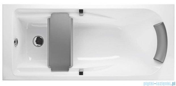 Koło Comfort Plus Wanna prostokątna 180x80cm z uchwytami XWP1481