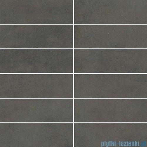 Paradyż Tecniq nero półpoler mozaika 29,8x29,8