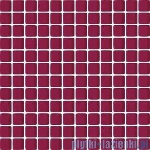 Paradyż mozaika szklana bordo 29,8x29,8