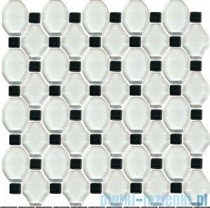 Paradyż Secret bianco mozaika szklana 29,8x29,8