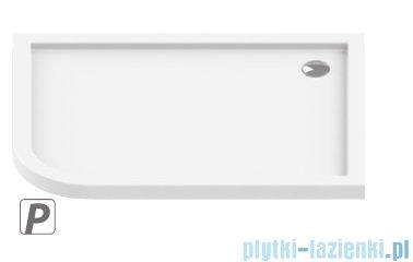New Trendy Arena brodzik asymetryczny 120x90x6cm prawy B-0264