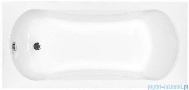 Besco Aria 130x70cm wanna prostokątna #WAA-130-PA