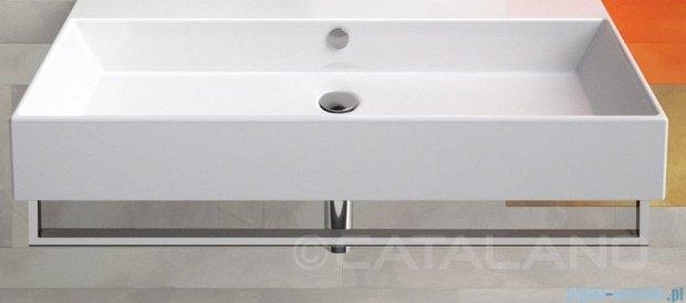 Catalano Zero reling do umywalki 95 cm Chrom 5P10N00