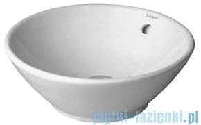 Duravit Bacino umywalka stawiana z przelewem bez półki na baterię 420 mm 032542 00 00