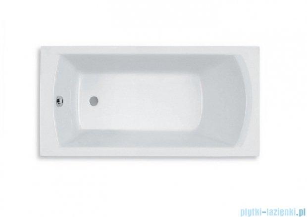 Roca Linea wanna 150x70cm z hydromasażem Smart Water Plus A24T013000