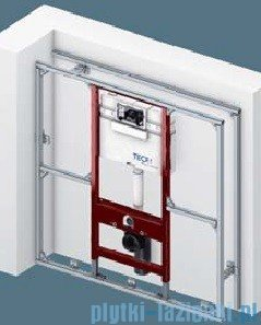 Tece Uniwersalny stelaż podtynkowy do WC z uruchomieniem z przodu lub z góry wys. 980mm Teceprofil 9.300.022