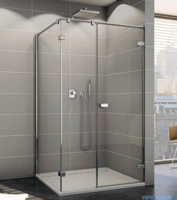 Sanswiss Melia ME31P Kabina prysznicowa prawa 100x70cm przejrzyste ME31PD1001007/MET3PG0701007
