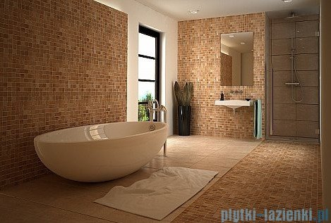 Dunin Etn!k mozaika drewniana 32x32 amberwood 64