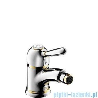 Hansgrohe Axor Carlton Bateria bidetowa złoty 17210090