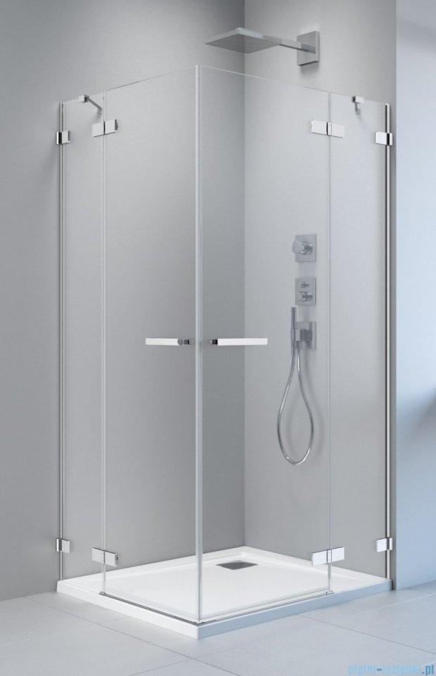 Radaway Arta Kdd II kabina 90x80cm szkło przejrzyste 386455-03-01L/386170-03-01L/386420-03-01R/386170-03-01R
