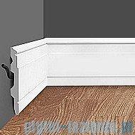 Dunin Wallstar listwa przypodłogowa polystar 10x1,3x200cm BBP-101