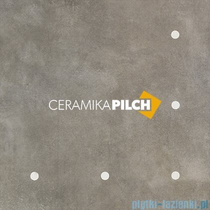 Pilch Cemento grafit 1A inserto podłogowe 59,6x59,6