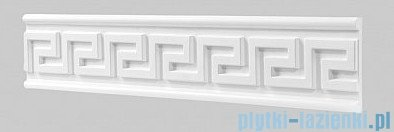 Dunin Wallstar profil dekoracyjny ścienny z ornamentem 8x1,3x200cm OP-081