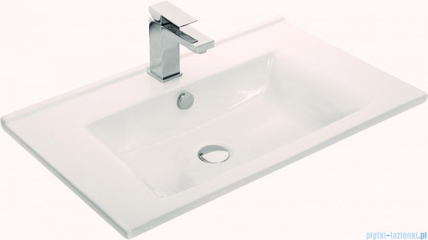 Antado umywalka ceramiczna 75x45cm UCS-AT-75