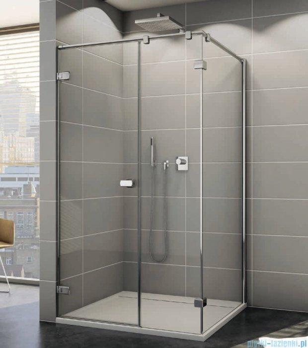 Sanswiss Melia ME31P Kabina prysznicowa lewa 100x70cm przejrzyste ME31PG1001007/MET3PD0701007
