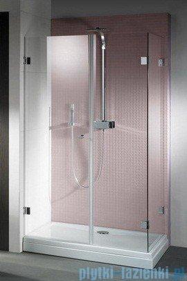 Riho Kabina prysznicowa Scandic Lift M204 90x90x200 cm LEWA GX0802201