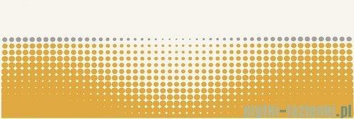 Paradyż Midian giallo punto inserto ścienne 20x60