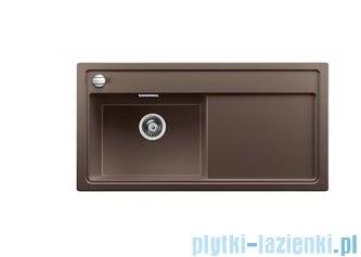 Blanco Zenar XL 6 S  Zlewozmywak Silgranit PuraDur komora lewa kolor: kawowy z kor. aut. i jesionową deską do krojenia 519249