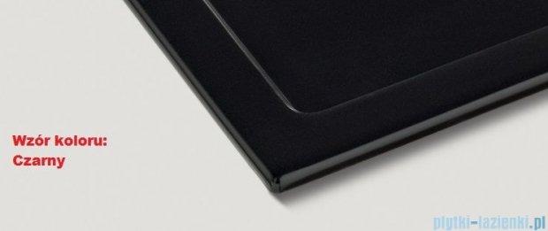 Blanco Zenar 45 S Komora podwieszana ceramiczna prawa kolor: czarny z kor. aut. 517202