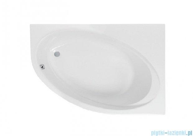 Roca Orbita wanna 150x100cm prawa z hydromasażem Smart Water Plus A24T212000