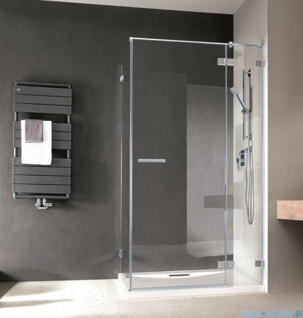 Radaway Euphoria KDJ Kabina prysznicowa 120x100 prawa szkło przejrzyste 383042-01R/383052-01