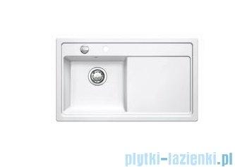 Blanco Zenar 45 S Komora podwieszana ceramiczna lewa kolor: biały mat z kor. aut. 517191