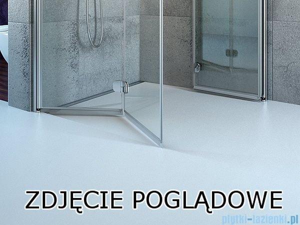 Radaway Fuenta New Kdj+S kabina 75x120x75cm prawa szkło przejrzyste 384024-01-01R/384049-01-01/384049-01-01
