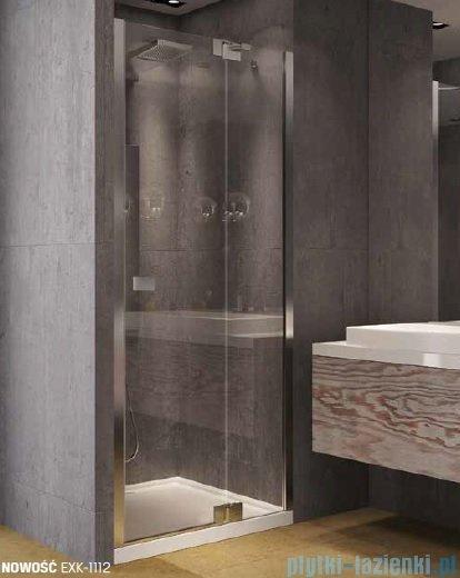 New Trendy drzwi prysznicowe Kamea 100cm prawe szkło przejrzyste EXK-1132