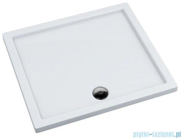 Alterna brodzik akrylowy prostokątny 80x120x6 cm ALTN-952601