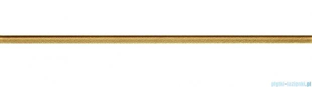 Tubądzin glass gold 1 listwa ścienna 1,5x59,8