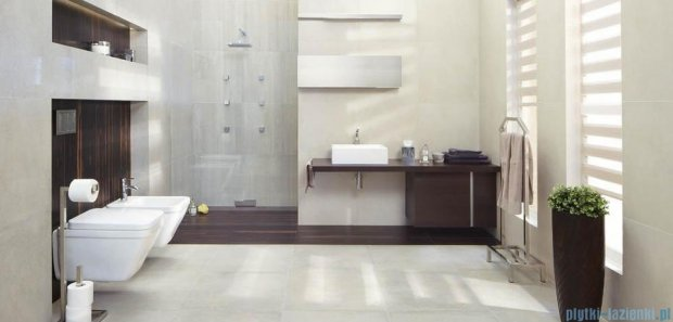 Paradyż Rino beige stopnica 29,8x59,8