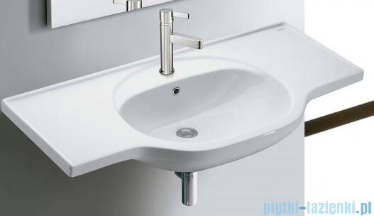 Bathco Bucarest umywalka 102x50cm ścienna 4103