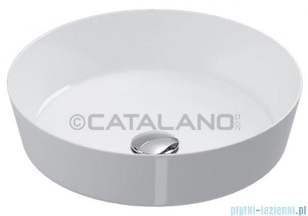 Catalano Premium 48 umywalka nablatowa 48x48 biała 148AZT00