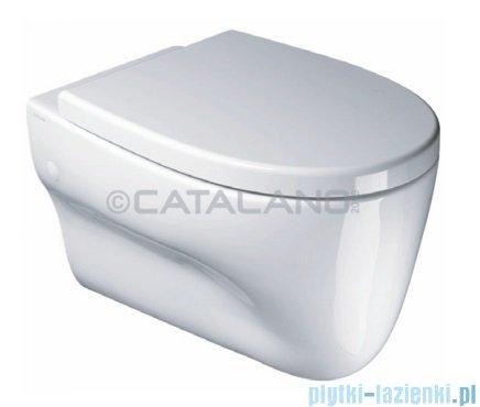 Catalano Muse wc 56 miska WC wiszący 56x36cm biały 1VSMU00