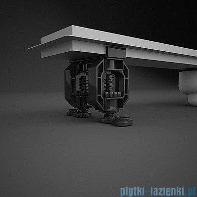 Radaway Steel Odpływ liniowy 65x8cm 5L065A,5R065S
