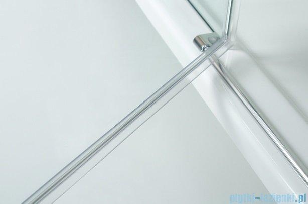 Sanplast kabina narożna prostokątna lewa przejrzysta  KNDJ2L/AVIV-100x80 100x80x203 cm 600-084-0270-42-401
