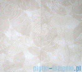 Dekor ścienny 2-elementowy Tubądzin Alabastrino 3 65,5x59,3