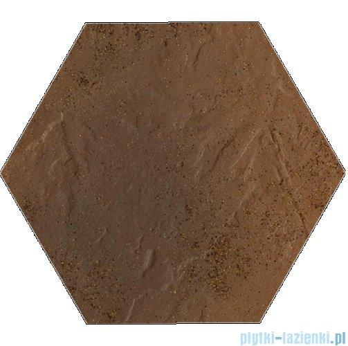 Paradyż Semir beige klinkier heksagon 26x26