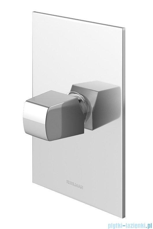 Kohlman Lexis zestaw prysznicowy chrom QW220LQ35