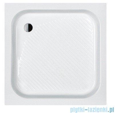 Sanplast Brodzik kwadratowy Classic 80x80x15cm + stelaż 615-010-0030-01-000