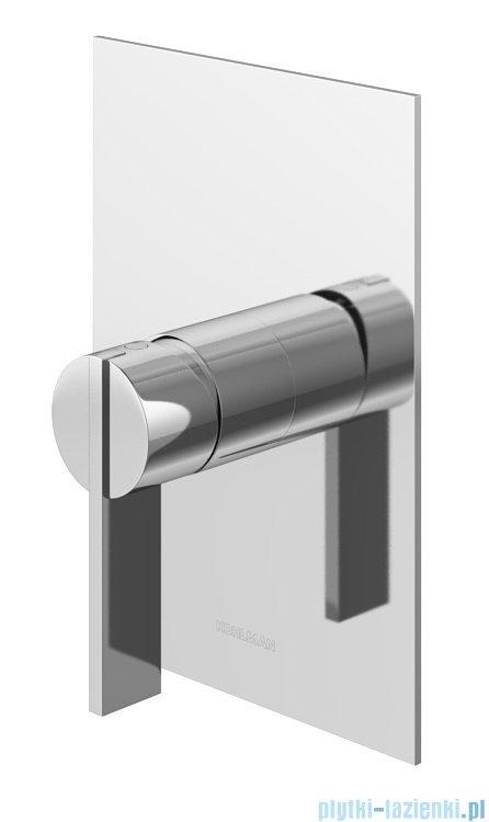 Kohlman Dexame zestaw prysznicowy chrom QW220DQ40