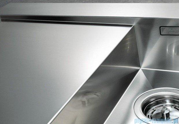 Blanco Zerox 6 S-IF zlewozmywak lewy  stal szlachetna polerowana  z k. aut. 513759